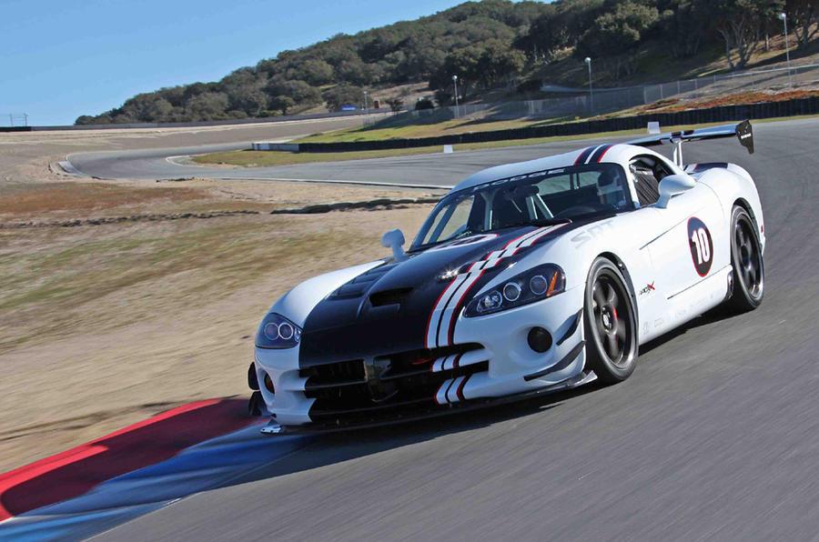 New Dodge Viper set for 2012