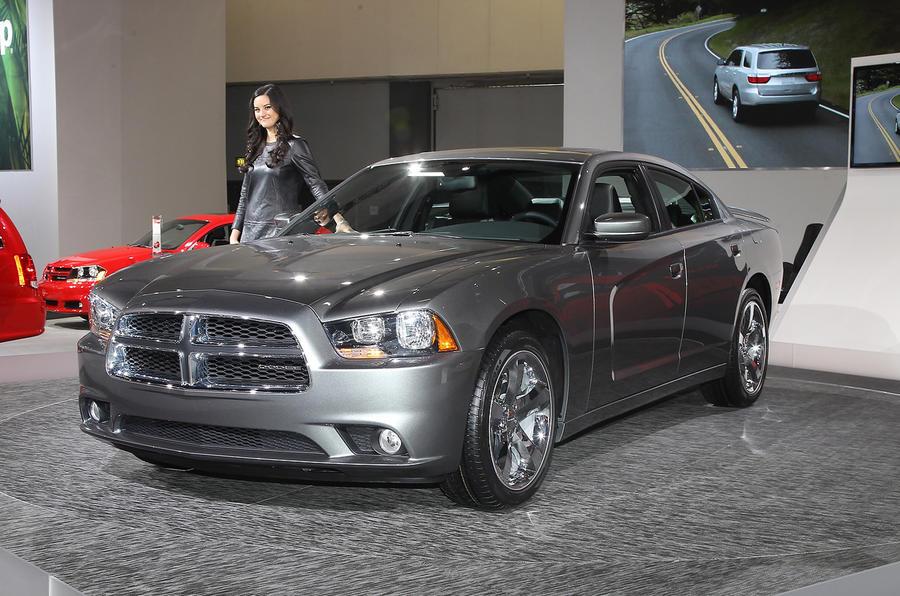 LA show: Dodge special editions