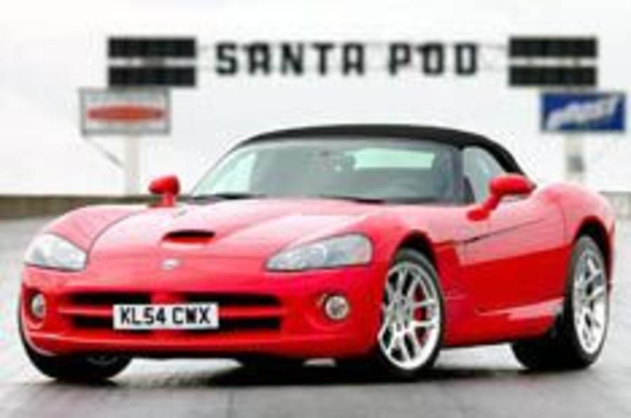 'New Viper' comes to the UK