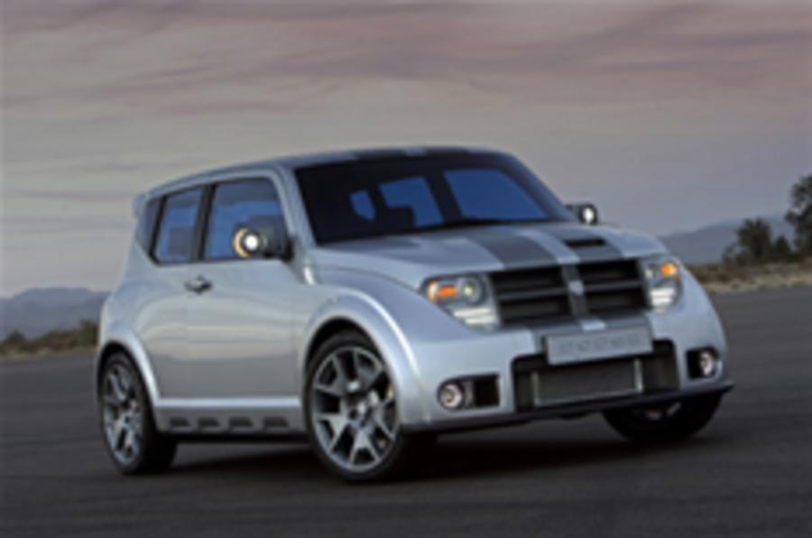 Dodge Hornet gets the go-ahead