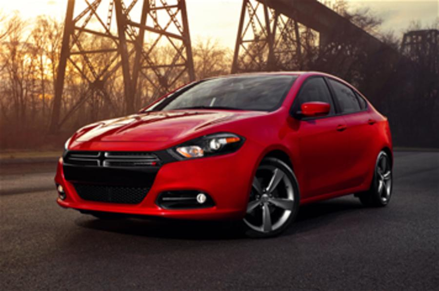Dual-clutch 'box for Dodge Dart