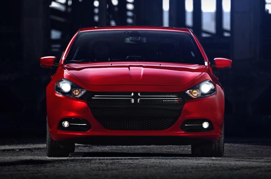 Detroit motor show: Dodge Dart
