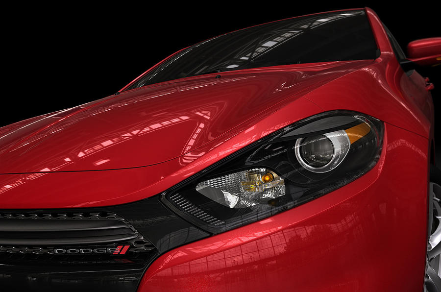 Dodge Dart gets Giulietta base