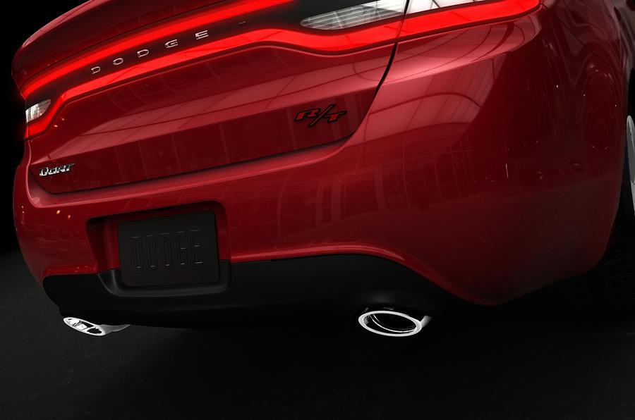 Dodge Dart gets Giulietta base