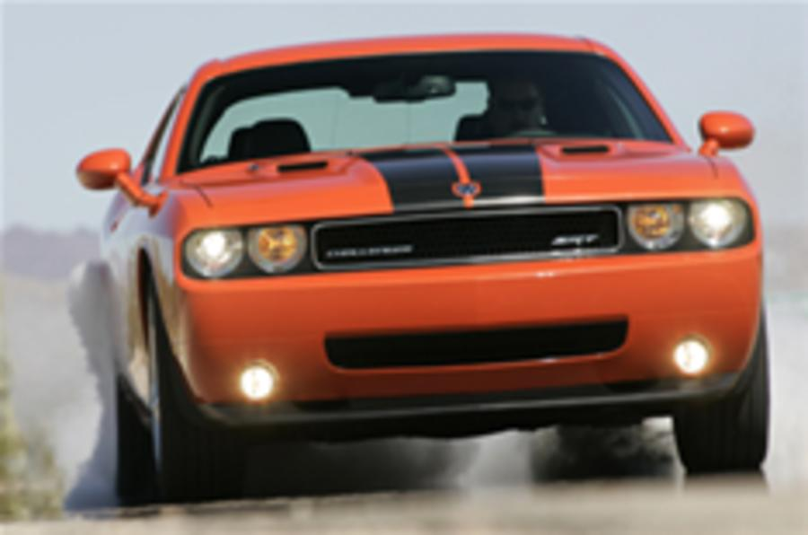 On video: Dodge Challenger SRT8