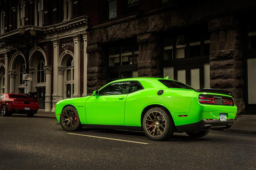 £52,000 Dodge Challenger SRT Hellcat
