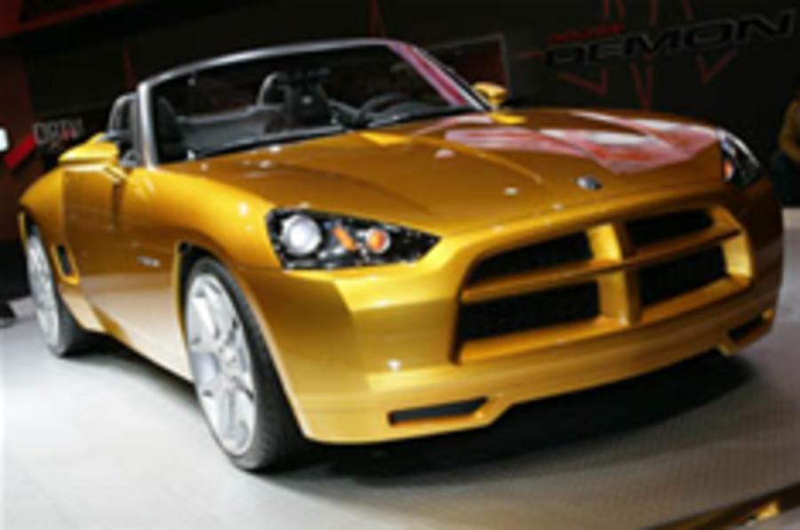 Dodge's mini-Viper