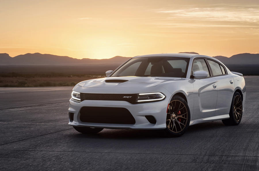 Dodge unleashes new 204mph Charger saloon