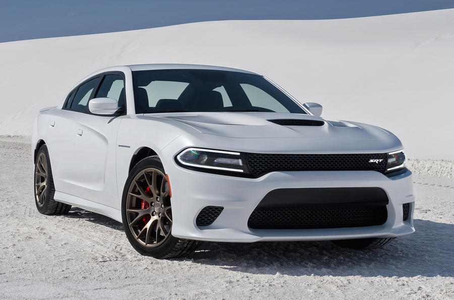 Dodge unleashes new 204mph Charger SRT Hellcat saloon