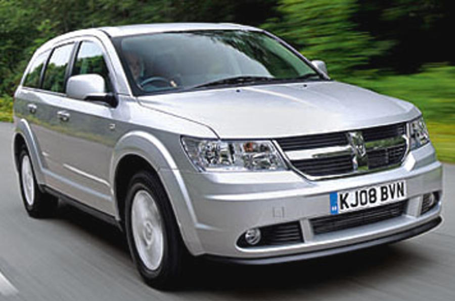 Dodge Journey to become Fiat