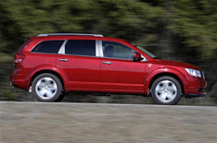 Dodge Journey prices confirmed