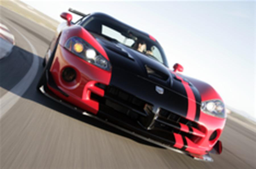 Chrysler could sell Viper brand
