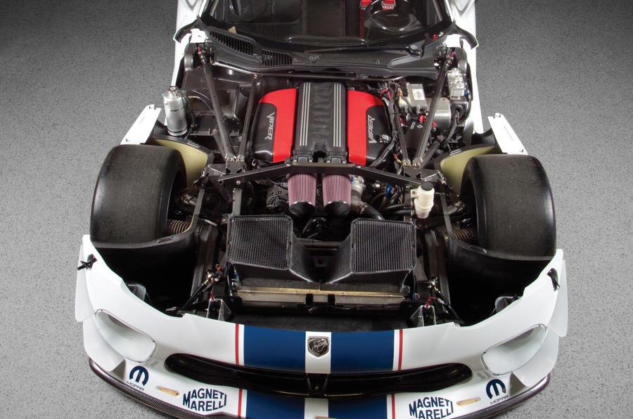 SRT Viper GT3-R revealed