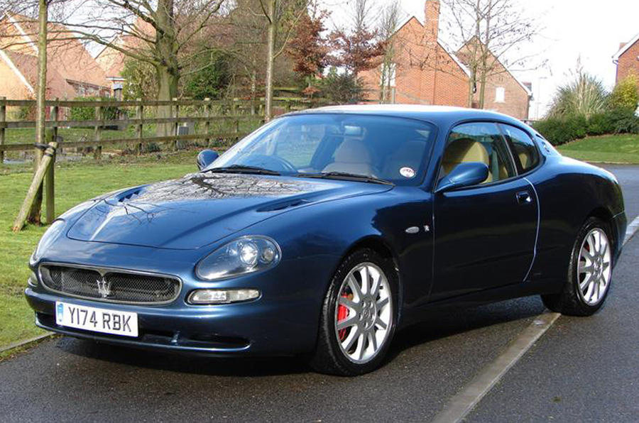 To Buy Or Not To Buy 2001 Maserati 3200 Gt For 163 9995