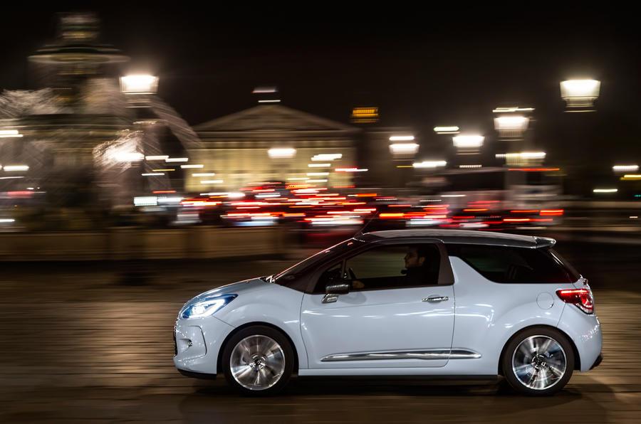 £21,225 Citroën DS3 Cabrio DSport