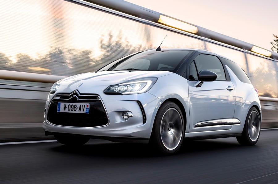 Citroën DS3 Cabrio DSport