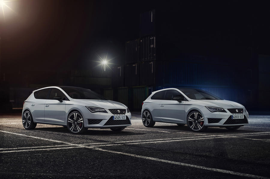 New Seat Leon Cupra line-up is the hottest yet