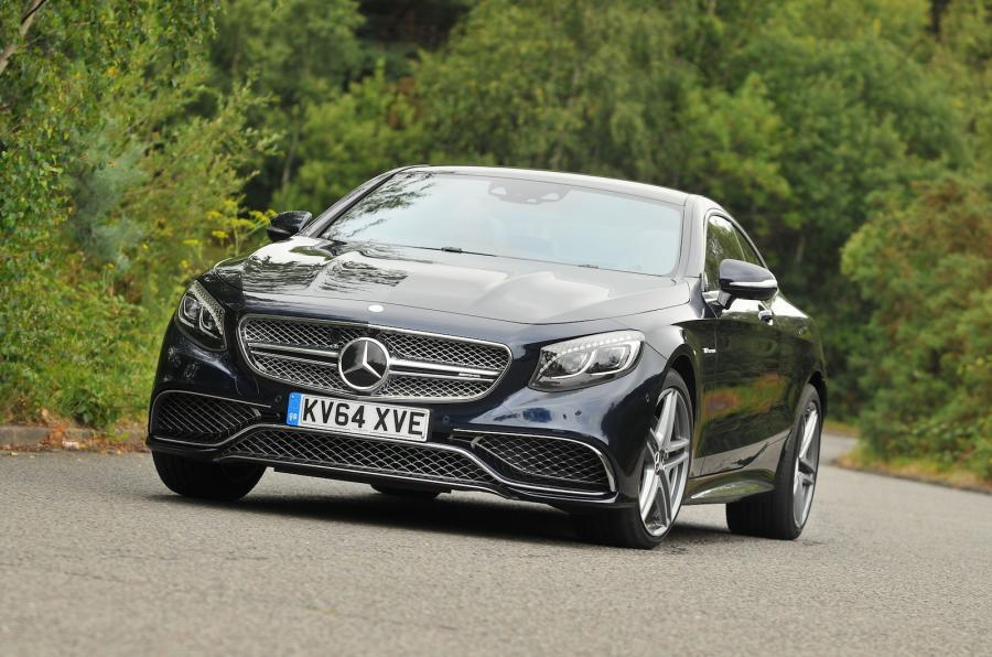 mercedes amg s65 coupe review autocar. Black Bedroom Furniture Sets. Home Design Ideas