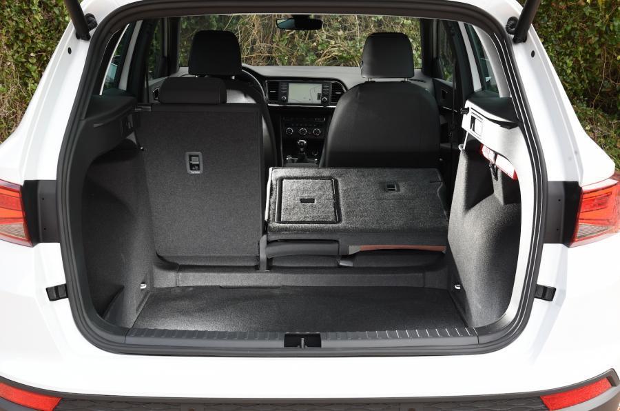 Seat Ateca seating flexibility