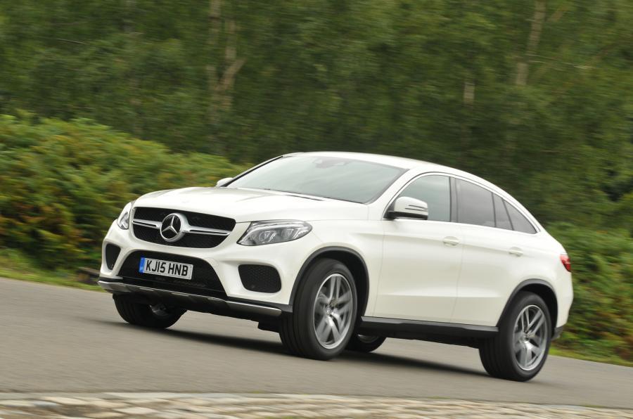 3.5 star Mercedes-Benz GLE Coupé