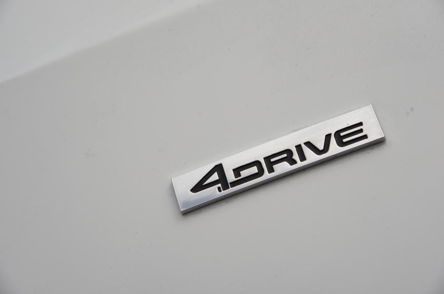 Seat 4Drive badging