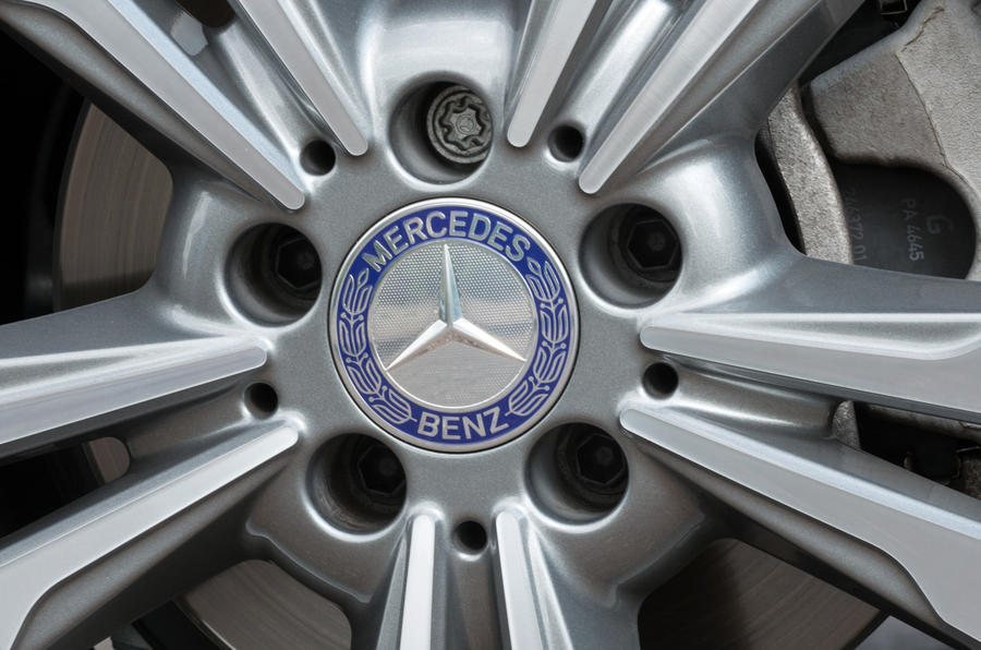 Mercedes-Benz E-Class alloy wheels