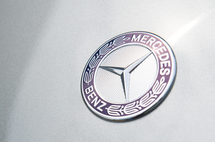 Mercedes-Benz badging