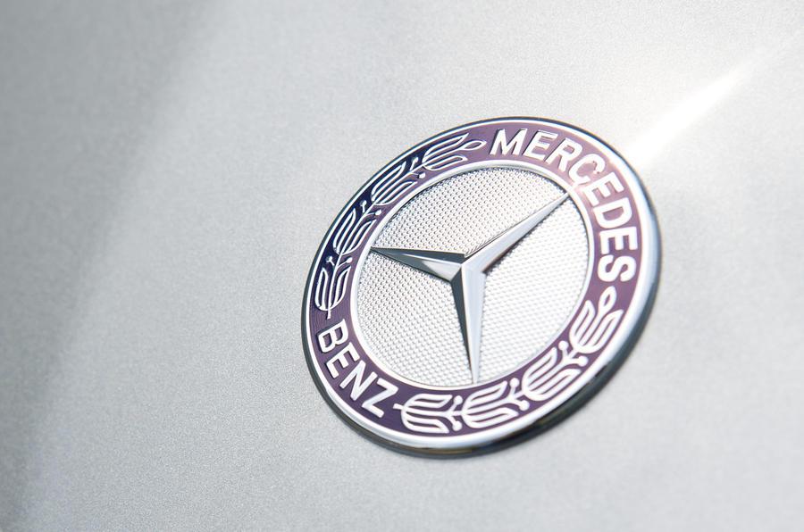 Mercedes-Benz badging