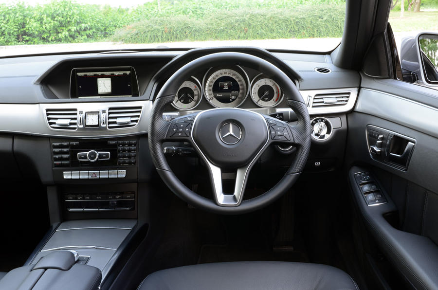 Mercedes Benz E Class Review Autocar