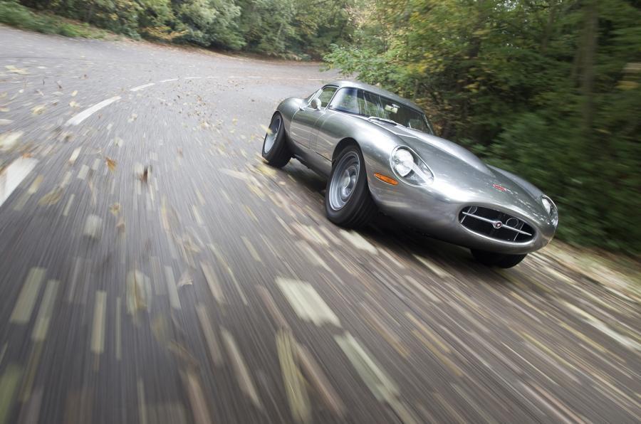 £650,000 Eagle E-type GT Coupé