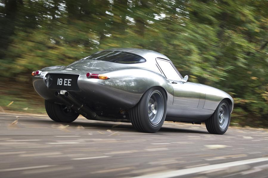 Eagle E-type GT Coupé rear