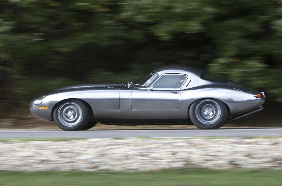 Eagle E-type GT Coupé