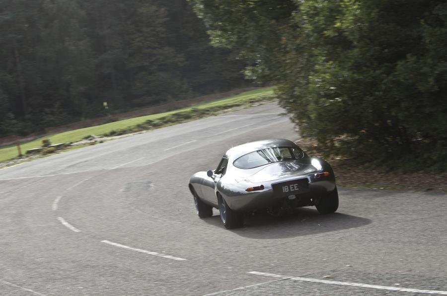 Eagle E-type GT Coupé