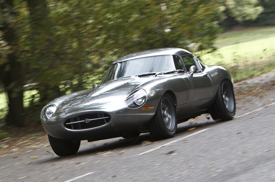 Jaguar E-type based GT Coupé
