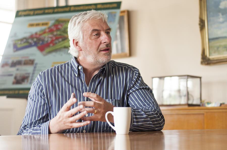 Bringing back TVR: Q&A with Les Edgar