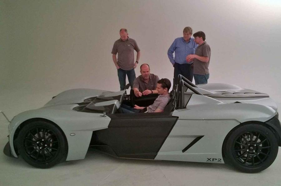 Exclusive look at the Elemental RP1 with the men who made it
