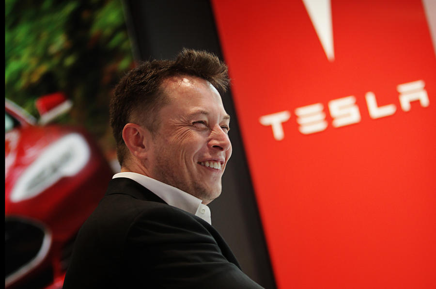 Tesla presented with Autocar's new Sturmey Award for innovation