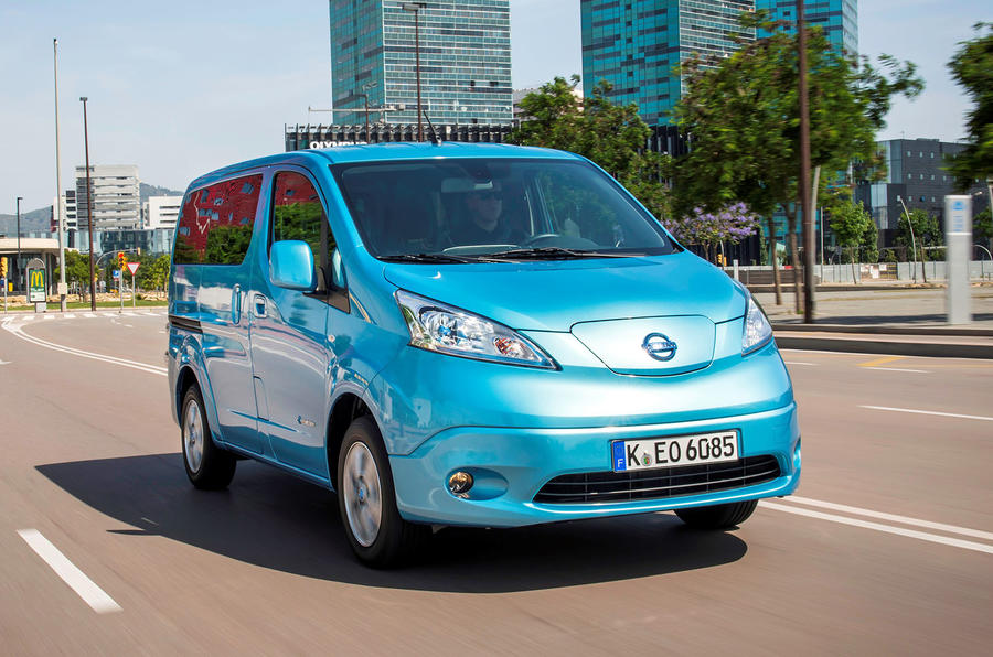 13cc3a801f Nissan e-NV200 Review (2019)