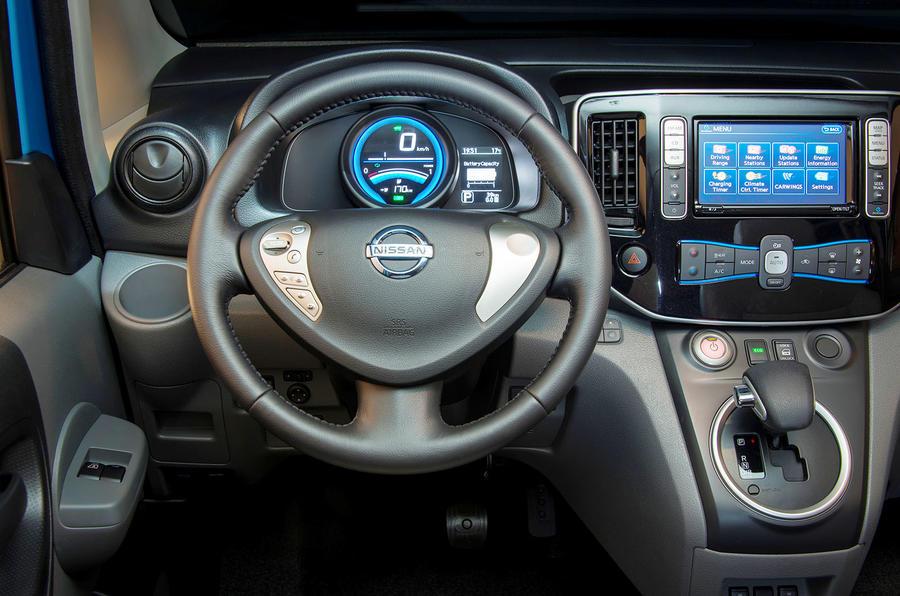 Nissan e-NV200 Review (2017) | Autocar