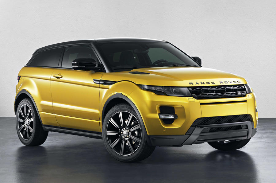 Evoque could change Land Rover's design processes