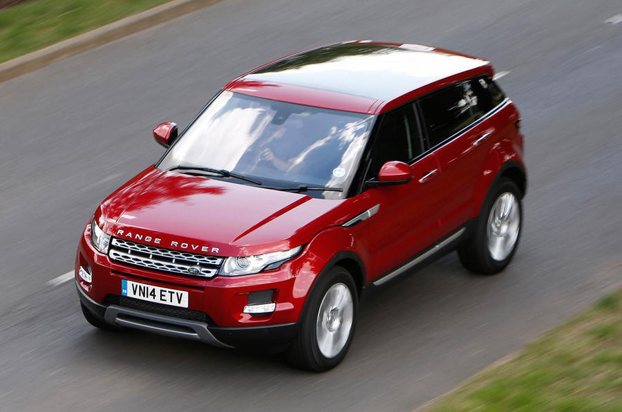 New versus used: Nissan Qashai or Range Rover Evoque?