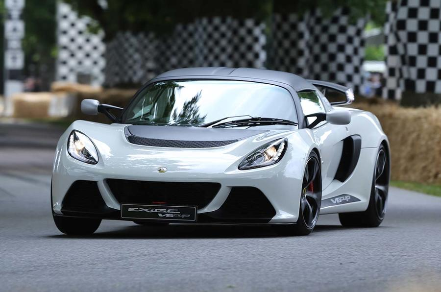 Lotus has been quiet of late, but its cars still rock