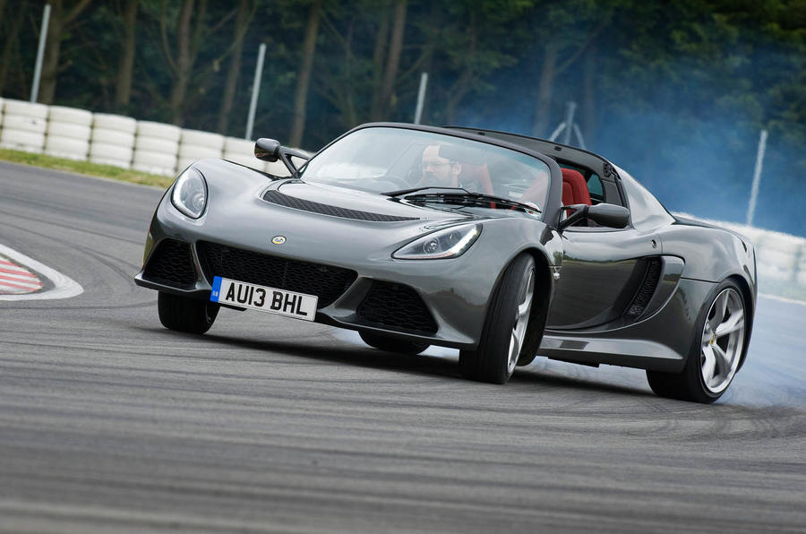 Best cars of 2013: Lotus Exige S Roadster