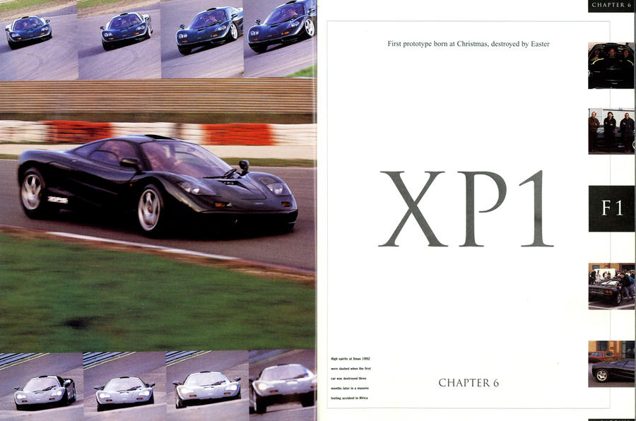 McLaren P1, McLaren F1 and McLaren 12C books now available to download