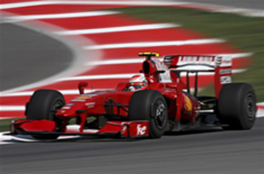 Ferrari: F1 cap hurts road cars