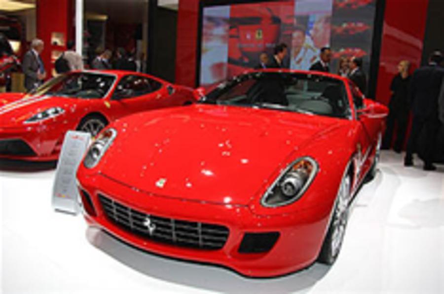 Ferrari cancels dealer contracts