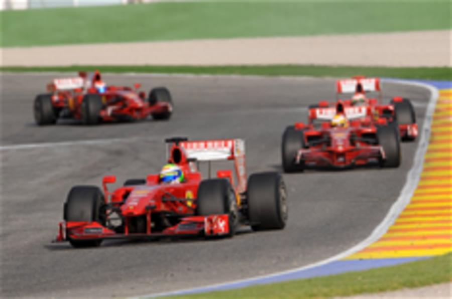 F1 gets new points system