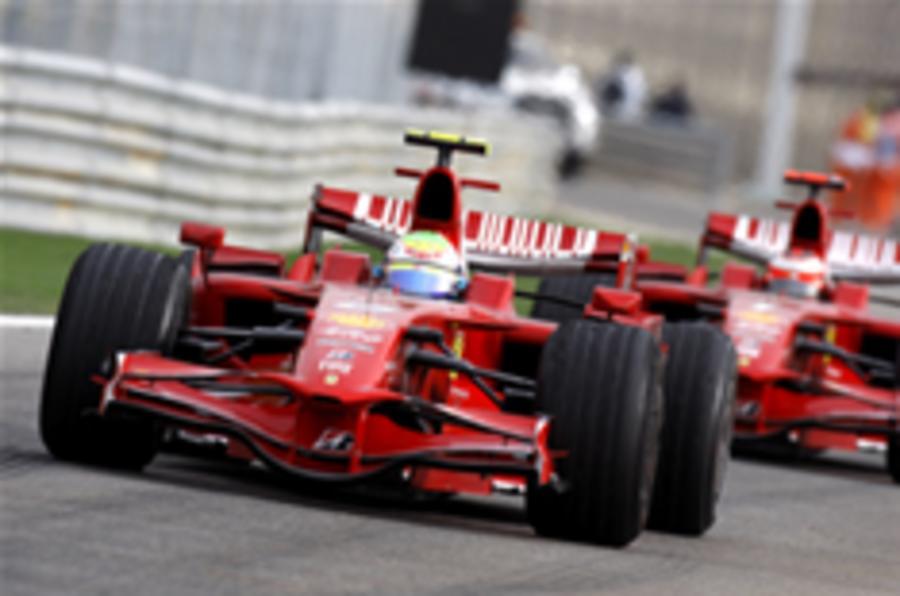 F1 drops cigarette ads