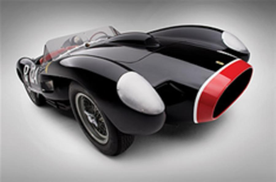 Ferrari smashes auction record