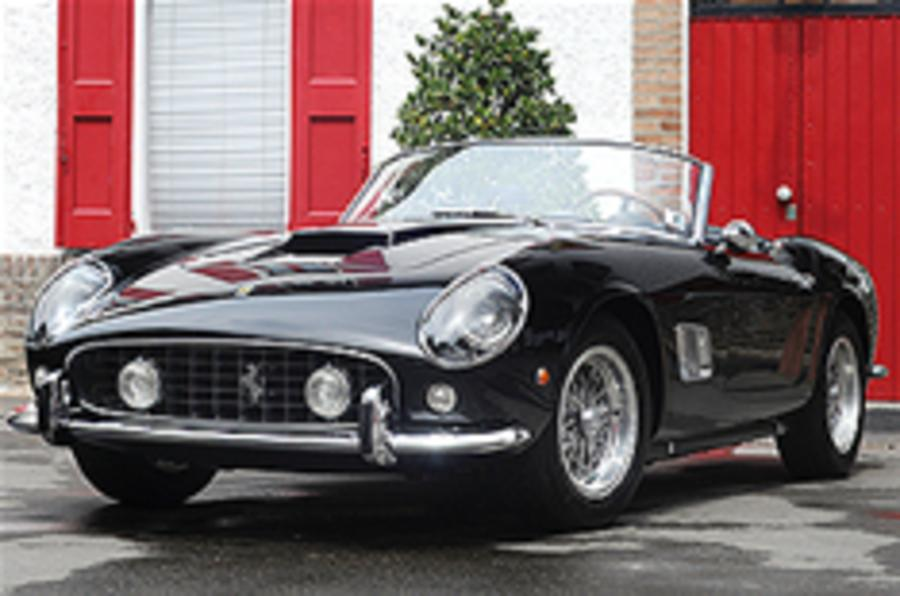 Chris Evans buys £5m Ferrari